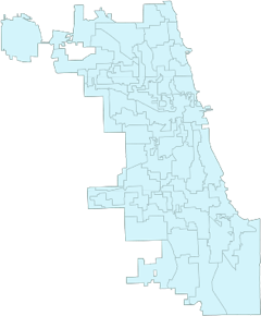 Chicago wards  precincts shapefiles in 2015  Paul Smith