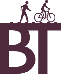 Friends of the Bloomingdale Trail logo